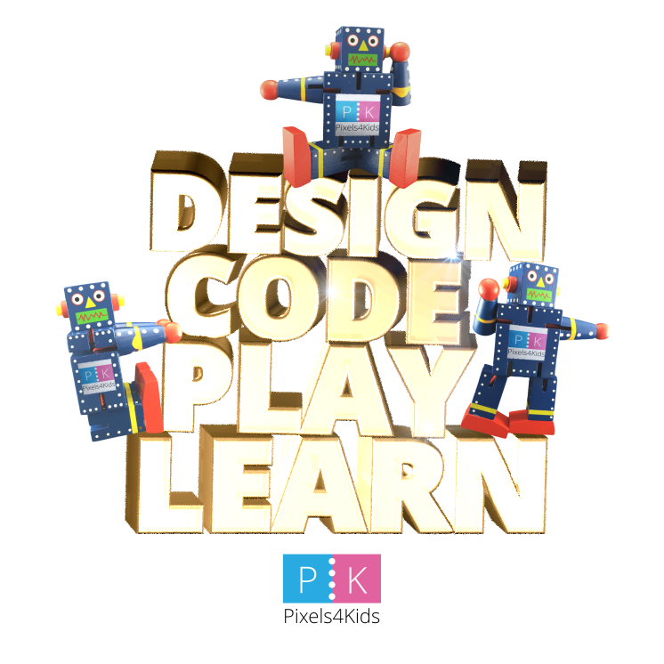 Design, Code, Play, Learn.