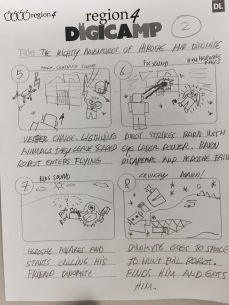 Storyboard: Page 2