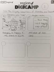 Storyboard: Page 3